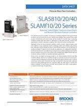 SLAMf10/20 Series Pressure Controllers