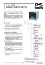 Digital Program Setter
