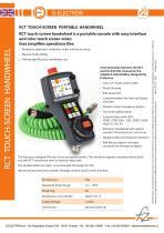 CNC Z32 RCT Touch-Screen Portable Handwheel - 1