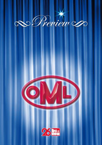 OML new products 2008