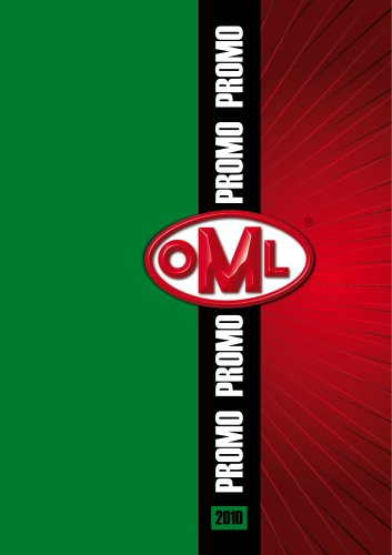 OML Products Offers 2010