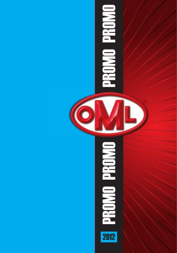OML Products Offers 2012