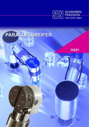 PARALLEL GRIPPER HG01