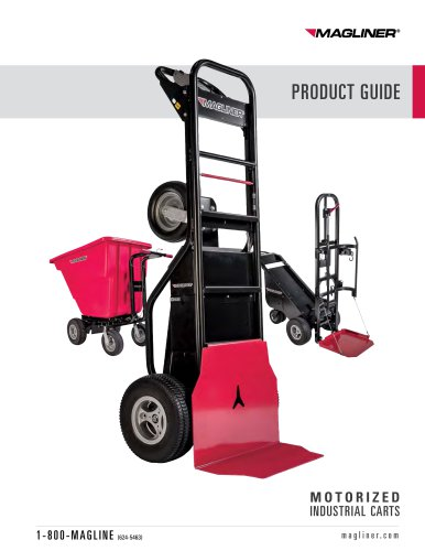 MOTORIZED INDUSTRIAL CARTS