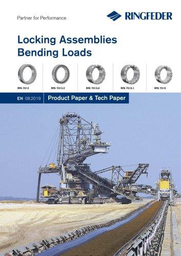 Product Paper RINGFEDER® Locking Assemblies Bending Loads