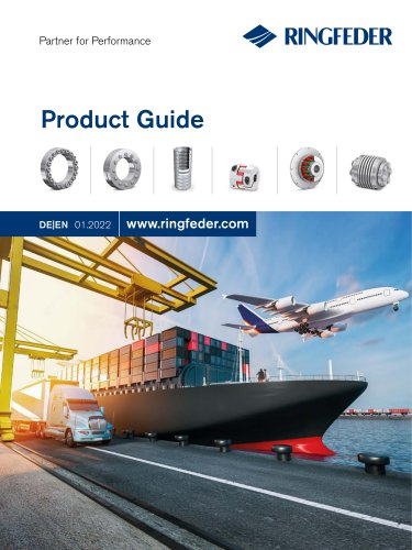 RINGFEDER® Product Guide