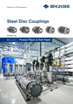 Torsionally Rigid Disc Couplings TND