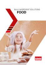 BULK INGREDIENT SOLUTIONS FOOD