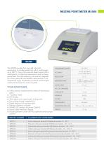 Melting Point Meters - 3