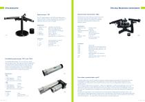 Spectroscopes and Spectral Measuring Instruments - 2