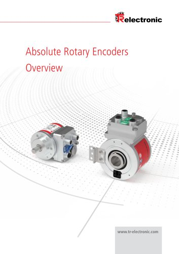 Absolute Rotary Encoders Overview