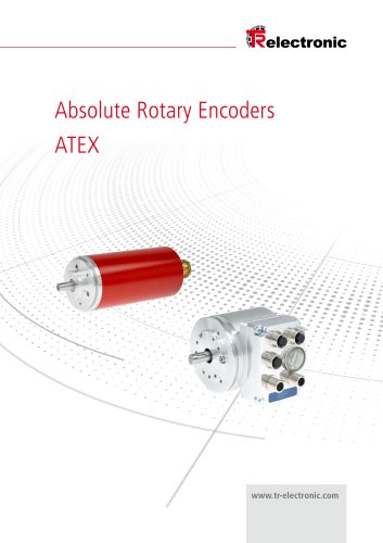 ATEX - Explosion-Protected Encoders