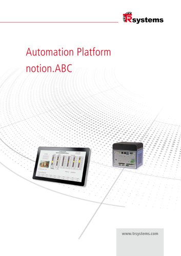 "Independent operating platform ""notion.ABC"""