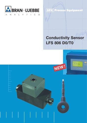 Conductivity Sensor  LFS 806