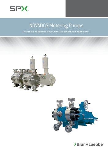 NOVADOS Metering Pumps
