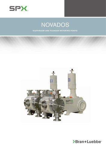 NOVADOS Metering Pumps - BL-102