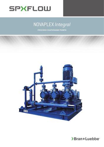 NOVAPLEX Integral Process Pumps GB