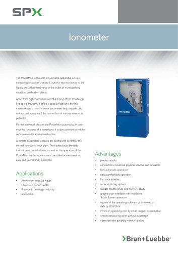 PowerMon Ionometer