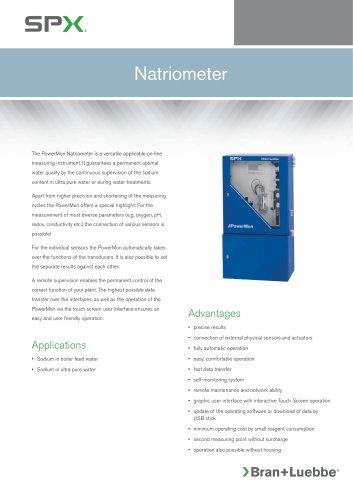 PowerMon Natriometer - BL-164