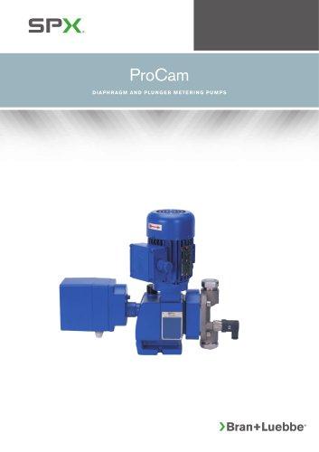 ProCam Metering Pumps - BL-100