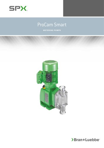 ProCam Smart Metering Pumps
