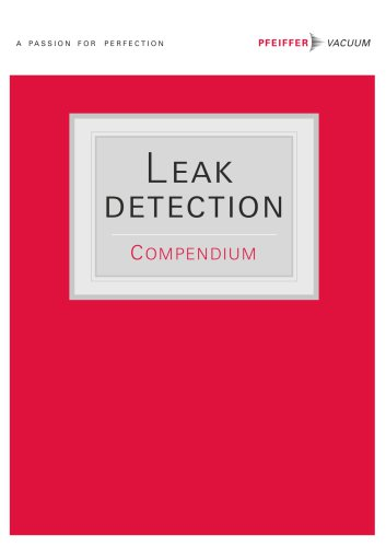 Leak Detection Compendium