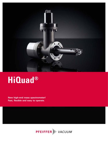 Mass Spectrometer - HiQuad