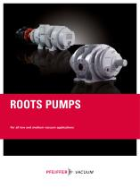 Roots Pumps