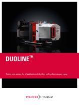 Rotary vane pumps - DuoLine - 1