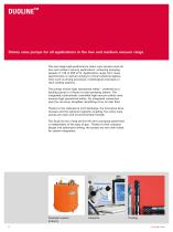 Rotary vane pumps - DuoLine - 2