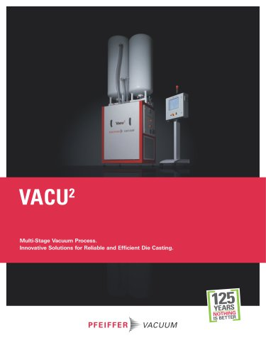 Vacu² - Multi-Stage Vacuum Process