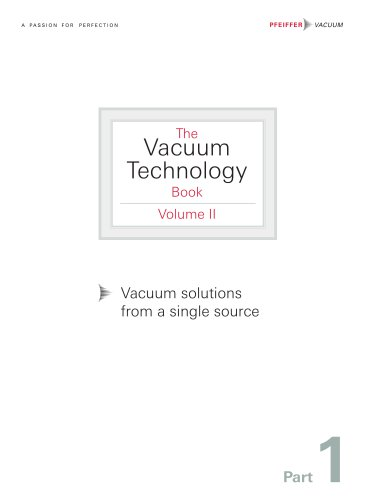 Vacuum Solutions from a Single Source (Part 1)