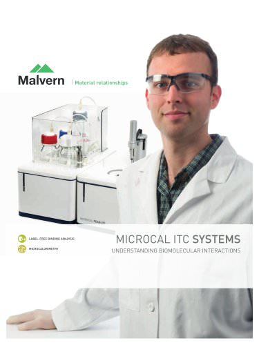 MicroCal ITC Systems