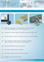 2D Code Reading Sensor PD60 / 65 - 3