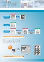 2D Code Reading Sensor PD60 / 65 - 5