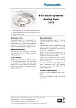 Analog base 3312 - 1