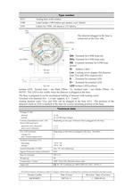 Analog base with isolator 4313 - 2
