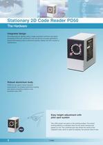 "Brochure ""2D Code Reader PD50"" - 4"
