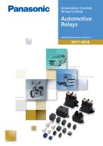 Catalog Automotive Relays - 1