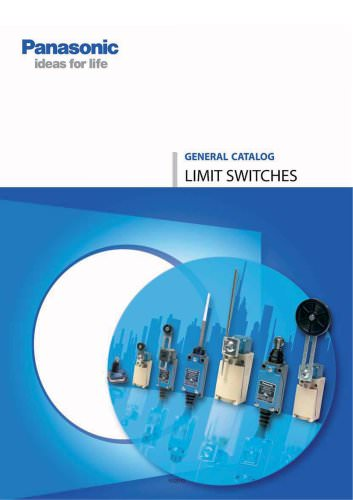 Catalog limit switches