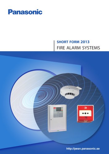 Fire alarm systems 2013