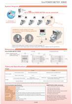 KC2S Eco-COUNT METER/KE2S Eco-HOUR METER - 5