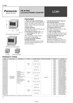LC4H - digital counter - 1