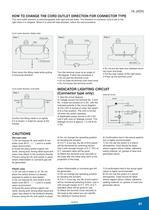Limit switches AZH - 14
