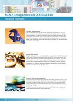 Micro-Imagechecker AX30/AX40 - 4