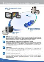 Overview AC servo drives & motion control - 2