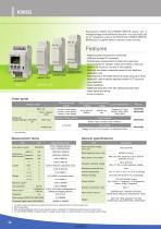 Overview Eco-POWER METERs - 14