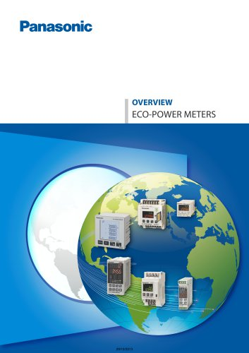Overview Eco-POWER METERs