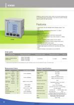 Overview Eco-POWER METERs - 8