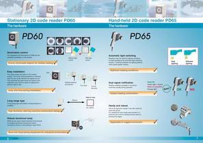 PD60/65 2D Code Readers - 4